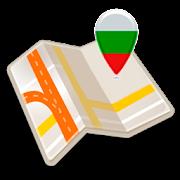 Map of Bulgaria offline