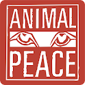 animal peace icon