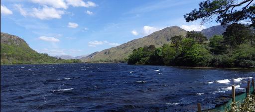 Irlande à moto paysage, mer, côte, eau, la nature, Roche, océan, rive, vague, falaise, scénique, baie, terrain, Matériel, géologie, Irlande, atlantique, digue, cap, irlandais, falaises de Moher