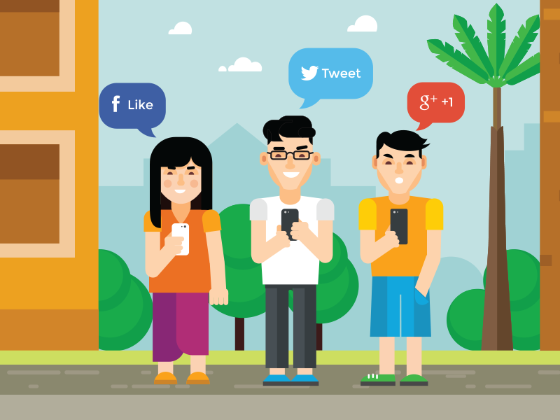 Types of Social Media With Examples 1