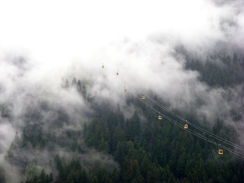 immergersi in nelle nuvole  di brunpizz