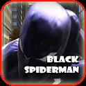 Refrainplay Black SpiderMan icon