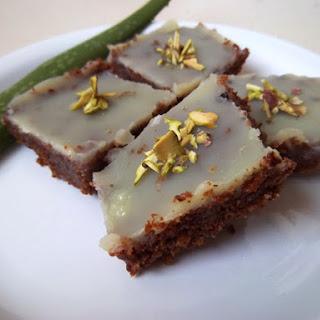 Unique Aloe Vera Sweet Recipe.