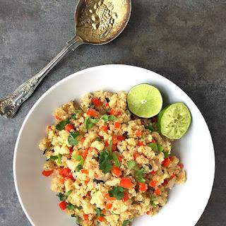 Thai-Inspired Quinoa.