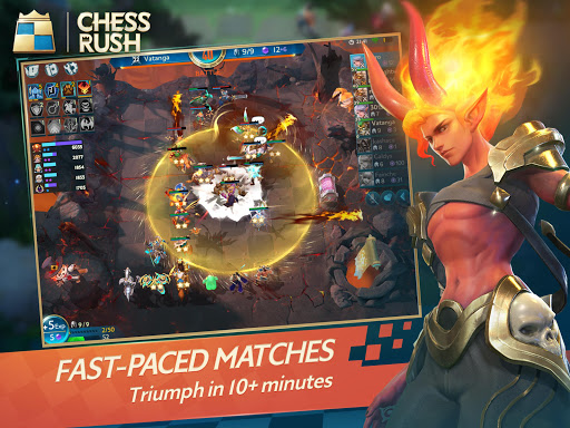 Chess Rush - screenshot