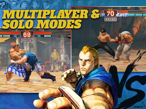 Street Fighter IV Champion Edition 1.00.03 screenshots 13