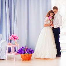 Wedding photographer Marina Zhazhina (id1884914). Photo of 04.11.2016