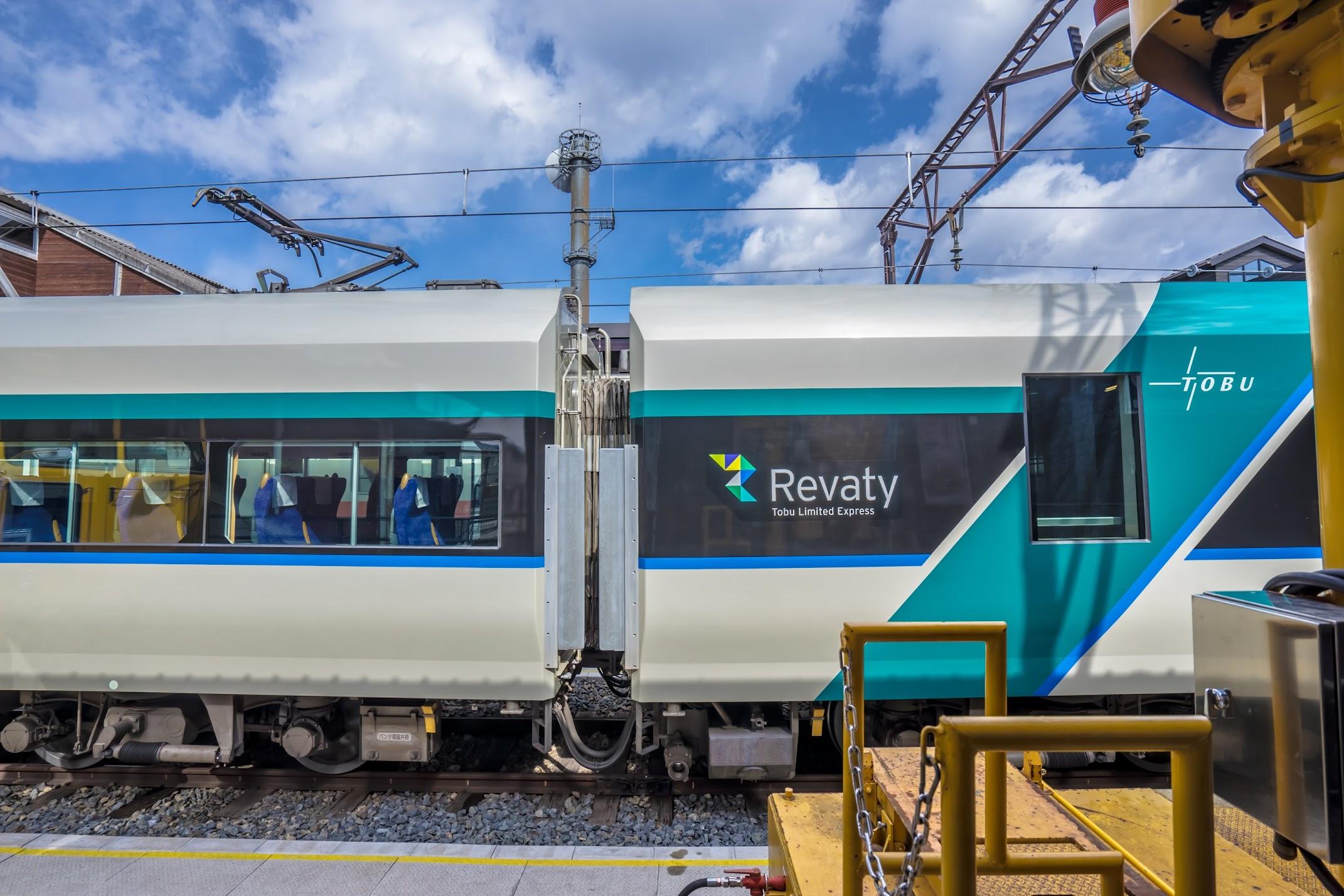 東武鉄道 リバティ(Revaty)2