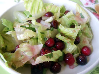 Cranberry Salad Recipe