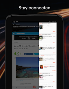 StumbleUpon - screenshot thumbnail