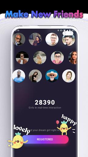 VidChat-Stranger Online Video Chat & Make Friends screenshot 3