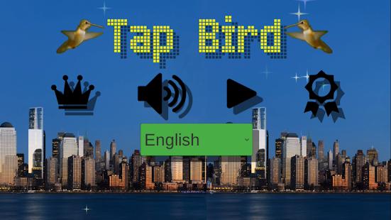Tap bird - náhled
