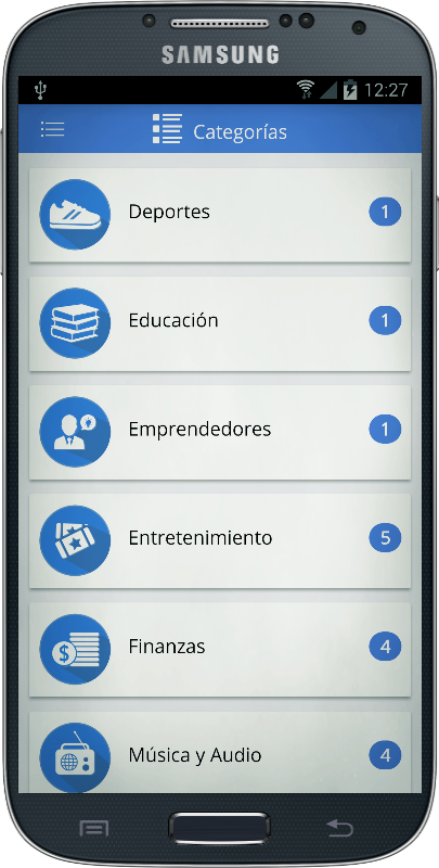 Rosario Smart City- screenshot