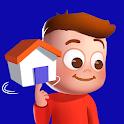 Home Fix 3D icon