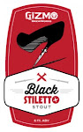 Gizmo Brew Works Black Stiletto Stout