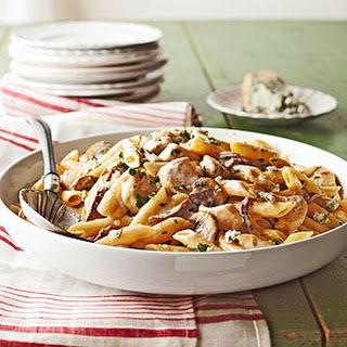Chicken and Gorgonzola Cheese Recipe