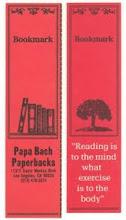 Photo: Papa Bach Paperbacks (1)