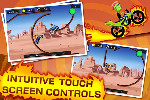 Top Bike - best physics bike stunt racing game 5.09.35 screenshots 2