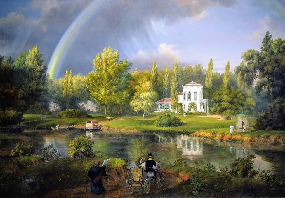 Morysin na obrazie Wincentego Kasprzyckiego, Rezerwat przyrody Morysin