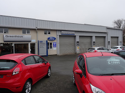 Greenhous to close Welshpool Ford garage on Monday