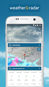 Weather & Radar Pro - Ad-Free 2019.2.2 (Unlocked)