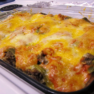 Stuffed Chili Relleno Casserole.