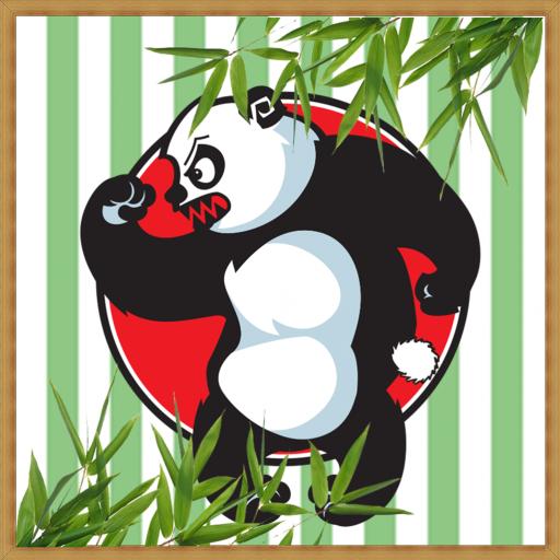 Panda Bubble Pop Shooter