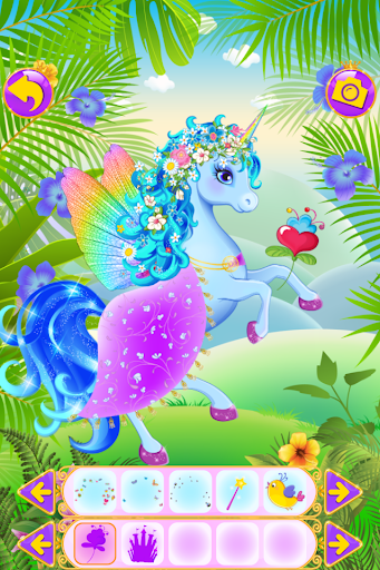 Unicorn Dress Up - Girls Games  {cheat|hack|gameplay|apk mod|resources generator} 2