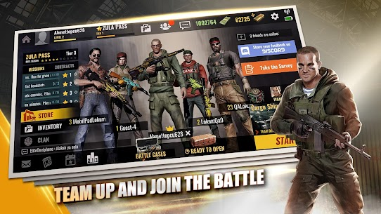 Zula Mobile: Multiplayer FPS Apk Download For Android and Iphone 1