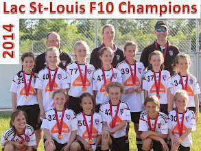 Photo: Lac St Louis F10 Champions!!!!
