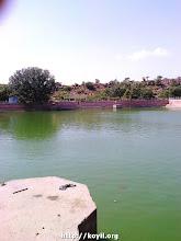 Photo: gOvindha kuNd - where indhran performed gOvindha pattAbishEkam