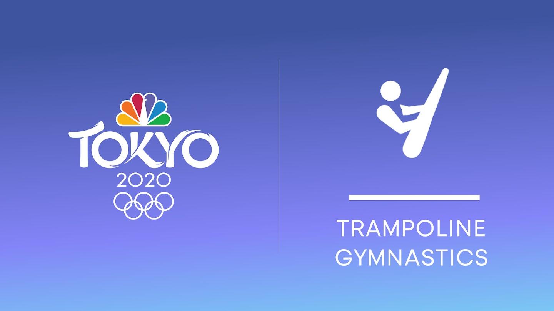 Watch Trampoline Gymnastics at Tokyo 2020 live