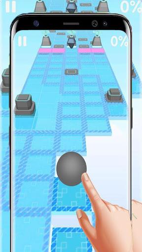 Rolling Sky ball Game 6 screenshots 8