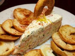Seafood Cheesecake- Savory Recipe