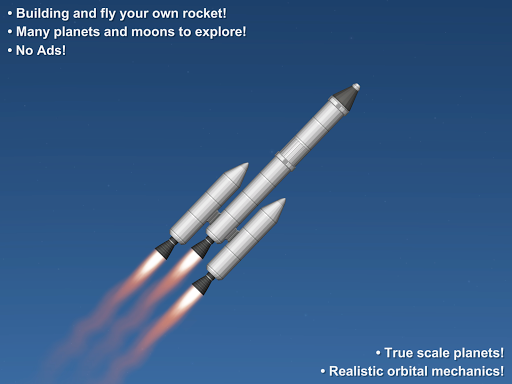 Spaceflight Simulator game (apk) free download for Android/PC/Windows screenshot