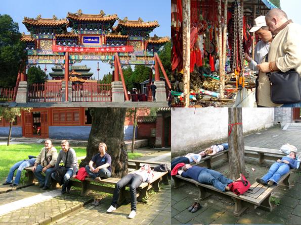 Стажировка в Китае. Монастырь Джуньюэмяо.