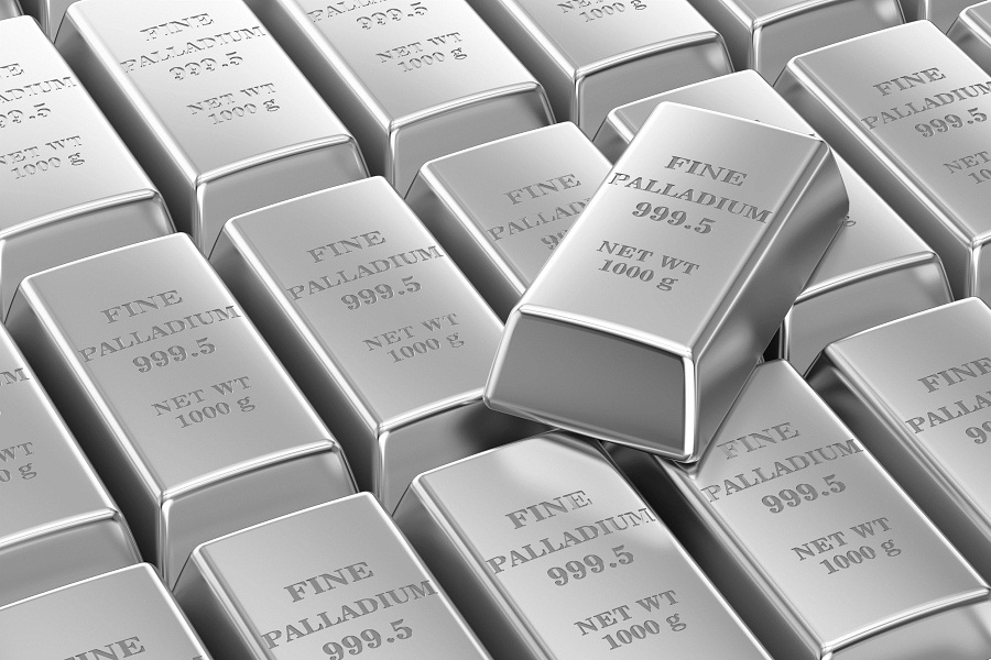 Palladium soars to $1,900/oz after SA mines halt operations