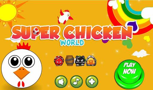 Super Chicken World
