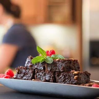Fiber Rich Brownie.