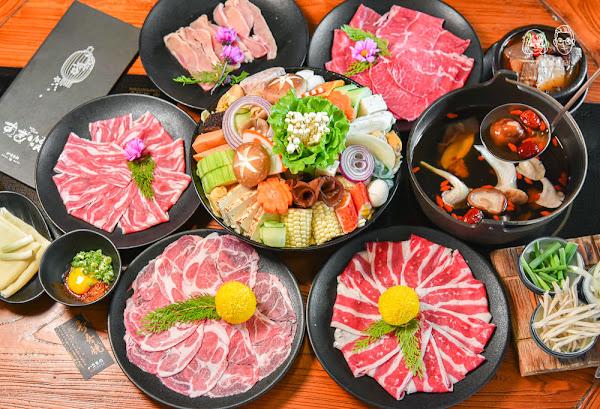八豆食府壽喜燒:台中南屯區美食-台中人都吃過的老字號吃到飽關西壽喜燒!
