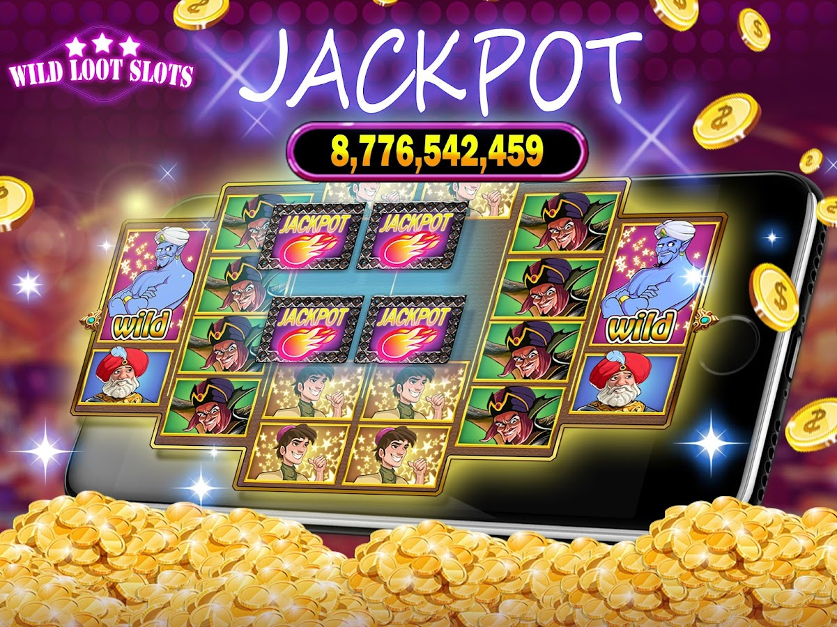 The Wild Job Slot Machine - Play for Free Online Today