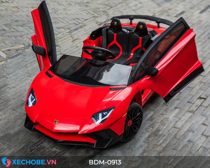 Xe ô tô điện trẻ em BDM-0913 2