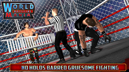 WORLD WRESTLING MANIA: DREAM LEAGUE WRESTLING GAME