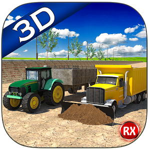 Sand Tractor: Canal De-silting for PC and MAC