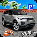 Luxury Prado Jeep Parking: Car simulation 2020 icon