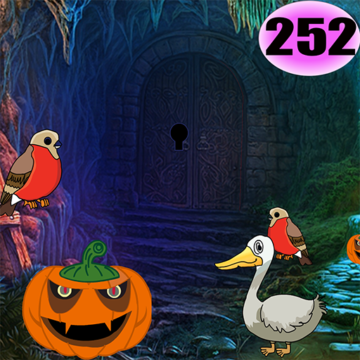 Lion Rescue From Cave 2 Game Best Escape Game 252
