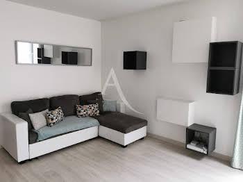 Appartement meublé 2 pièces 38,35 m2