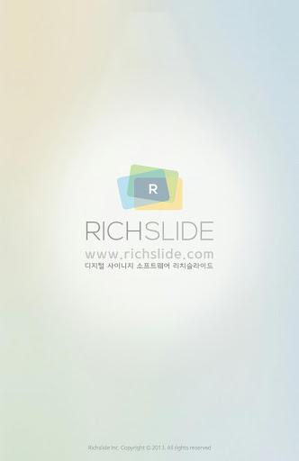 Richslide Player