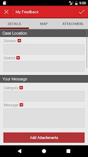SCS Talikhidmat App- screenshot thumbnail