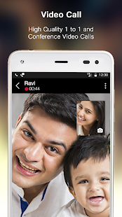 Jio4GVoice- screenshot thumbnail
